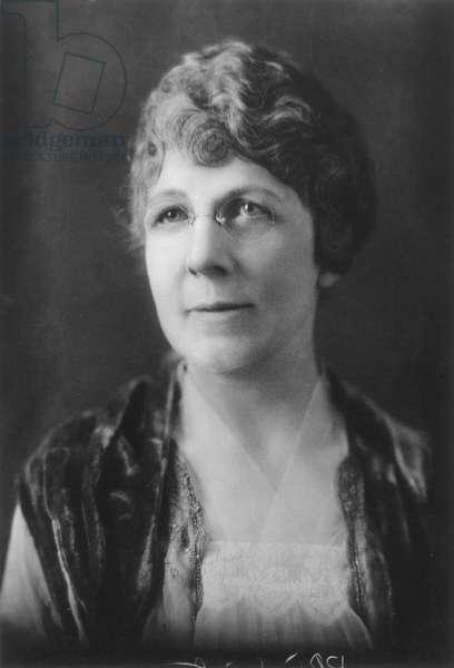 FLORENCE HARDING (1865-1923). Mrs. Warren Gamaliel Harding.