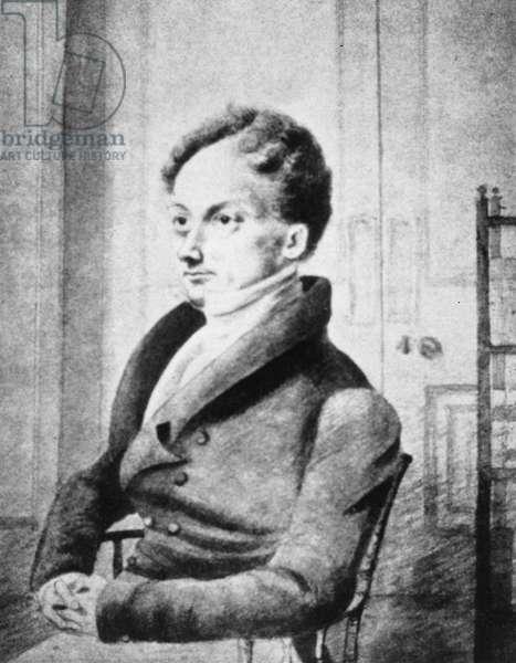 JAMES MILL (1773-1836) Scottish philosopher, historian and economist. Father of John Stuart Mill.