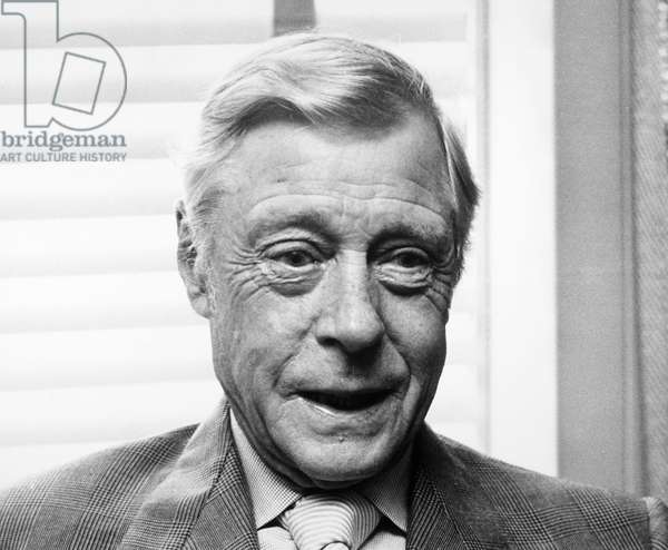 EDWARD VIII (1894-1972) King of Great Britain, 1936. Photographed in 1968.