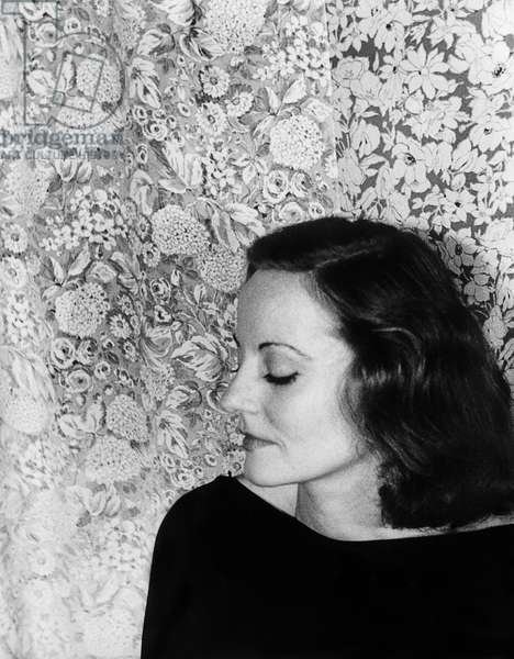 TALLULAH BANKHEAD (1903-1968). American actress. Photographed by Carl Van Vechten, 1934.