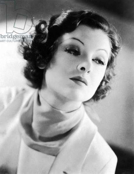 MYRNA LOY (1905-1993) American actress.