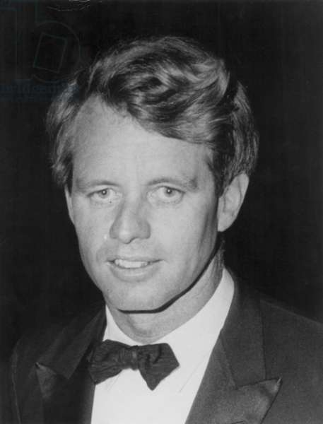 ROBERT F. KENNEDY (1925-1968). American lawyer and politician.