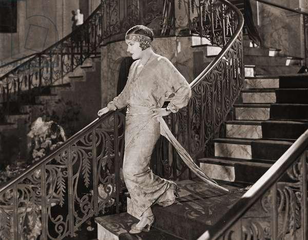 GLORIA SWANSON (1897-1983) American film actress.