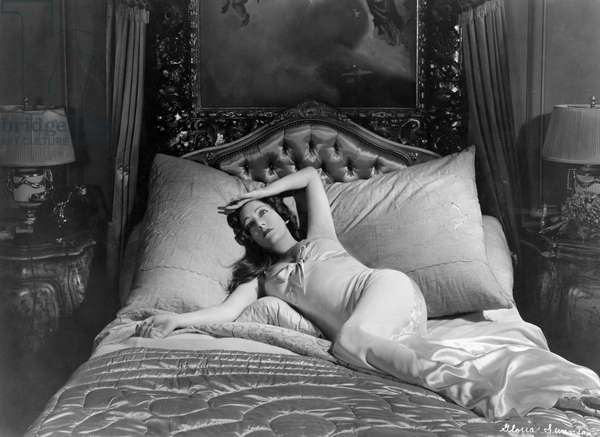 TONIGHT OR NEVER, 1931 Gloria Swanson in 'Tonight or Never' directed by Mervin LeRoy, 1931.