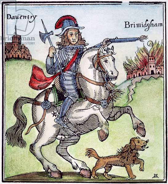 PRINCE RUPERT (1619-1682) Commander of the army of King Charles I during the English Civil War. Contemporary English woodcut.