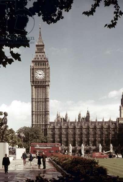 LONDON: BIG BEN.