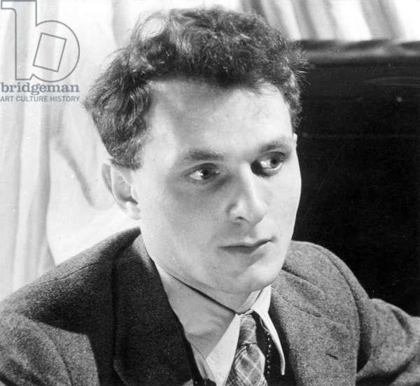 STEPHEN SPENDER (1909-1995). English poet.