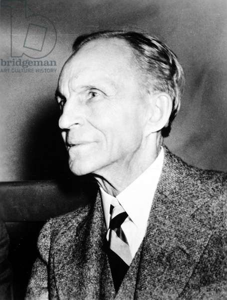 HENRY FORD (1863-1947) American automobile manufacturer. Photographed in 1940.