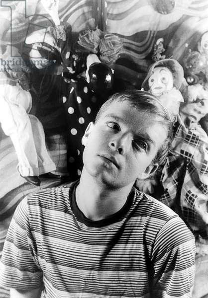 TRUMAN CAPOTE (1924-1984) American writer. Photographed by Carl Van Vechten, 1948.