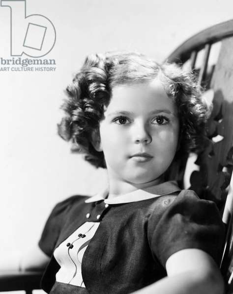 SHIRLEY TEMPLE (1928-2014) American actress.