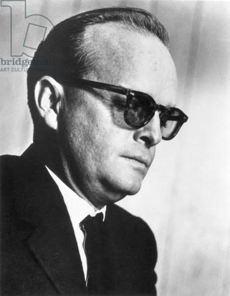 TRUMAN CAPOTE (1924-1984) American writer. Photographed c.1966.