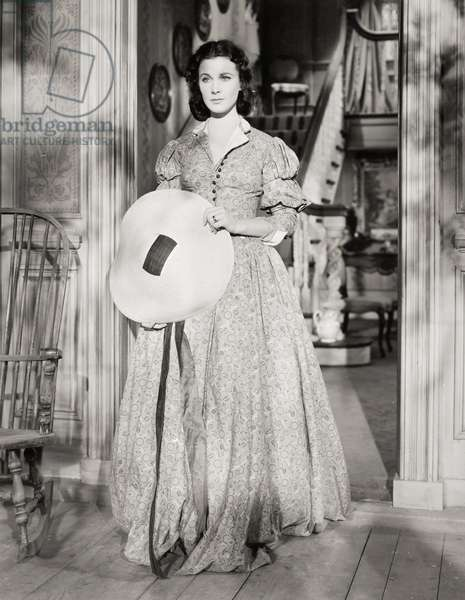 GONE WITH THE WIND, 1939 Vivien Leigh as Scarlett O'Hara in a still from the film 'Gone With The Wind,' 1939.