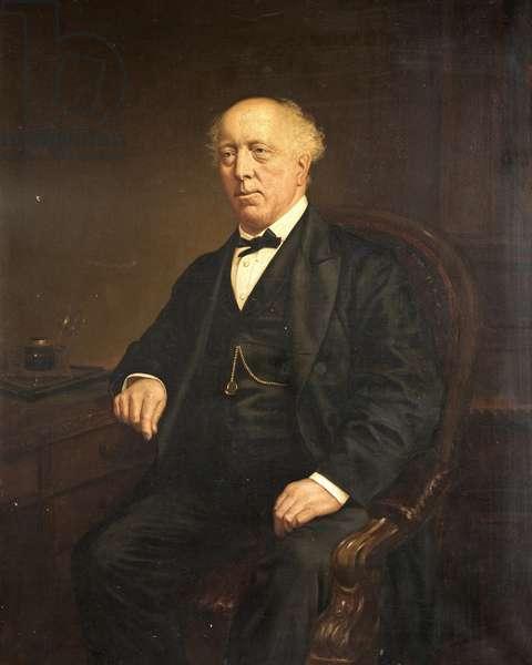 Charles Walker (oil on canvas)