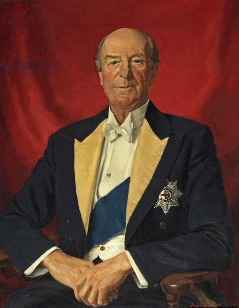 Henry, Duke of Beaufort, 1974 (oil on canvas)