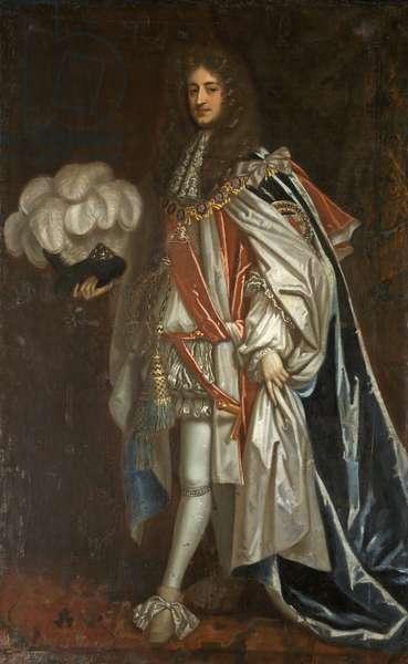 Henry Duke of Beaufort (oil on canvas)
