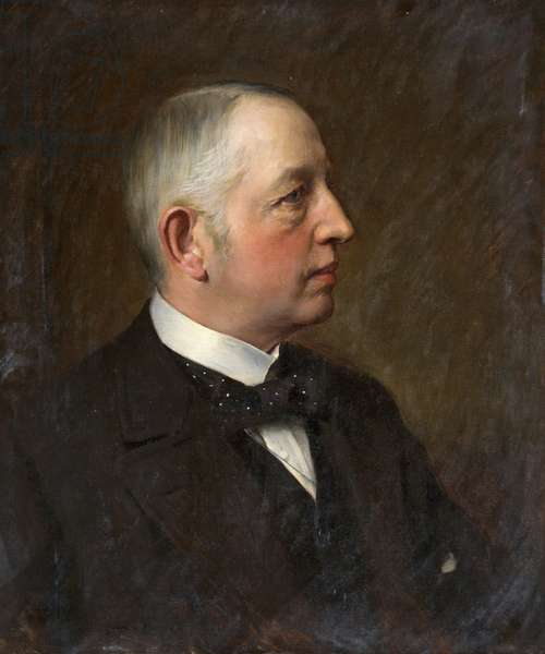 Lawrence Morton Brown, before 1922 (oil on canvas)