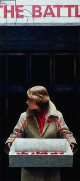 Limelight, 1979 (acrylic on canvas) (see also 173362)