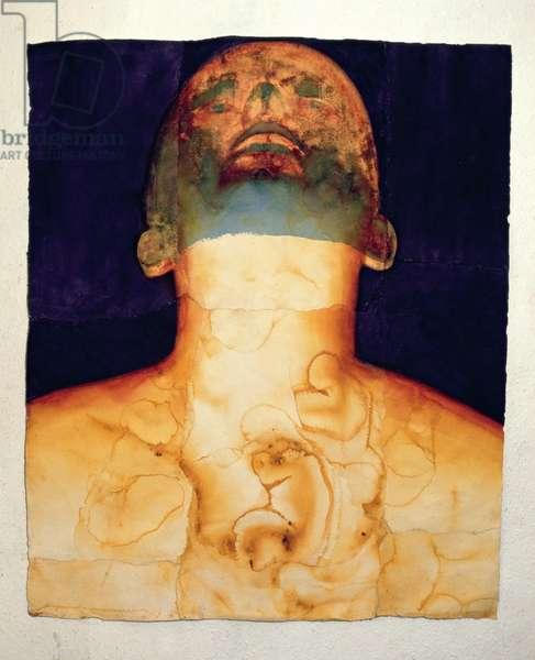 Yellowhammer, 2000 (w/c on handmade Indian paper)