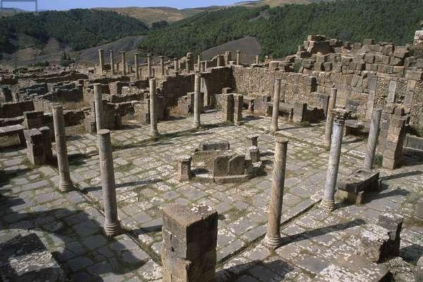 Cosinius Market, High Imperial Period (27 BC-395 AD)