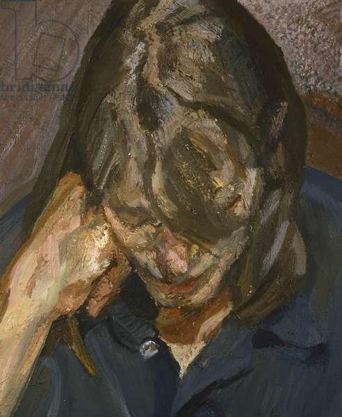Susanna, 1999 (oil on canvas)