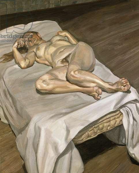 Night Portrait, 1985-86 (oil on canvas)