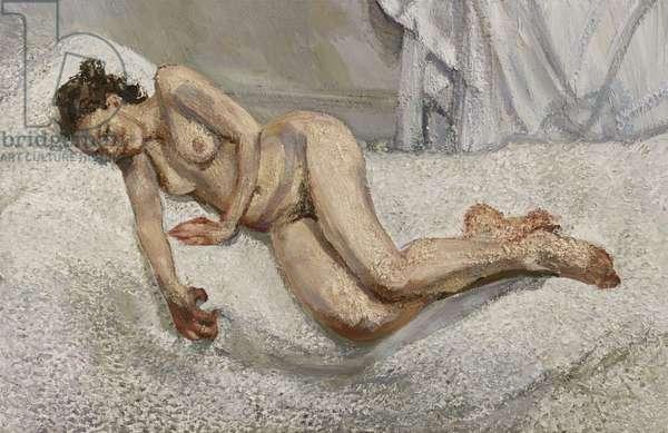 Perienne Christian, 2011 (oil on canvas)