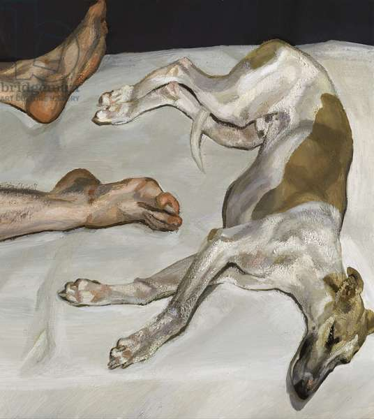 Eli, 2002 (oil on canvas)