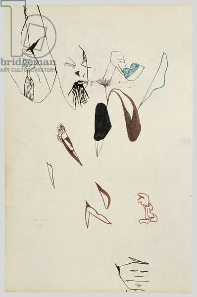 Drawing, 1940 (ink on paper)
