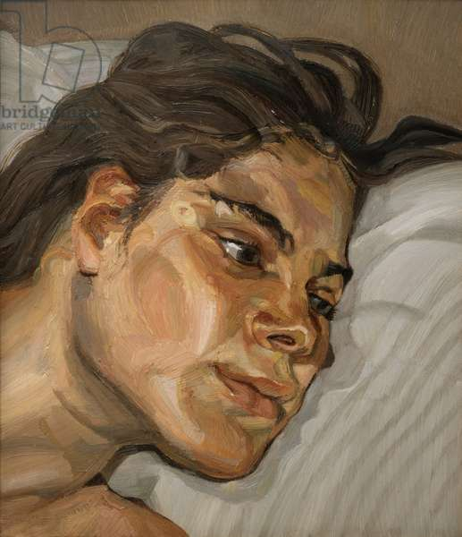 Esther, 1982-83 (oil on canvas)