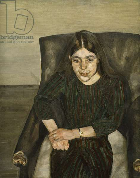 Annabel, 1967 (oil on canvas)