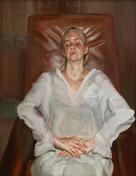 Louisa, 1998 (oil on canvas)