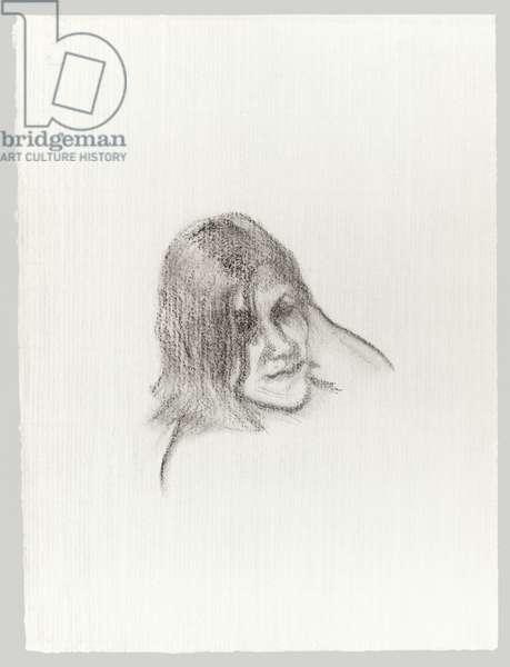 Bella (3), 1980s (pencil on paper)