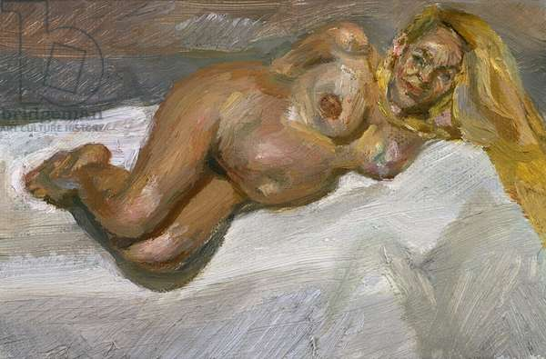 Eight Months Gone, 1997 (oil on canvas)