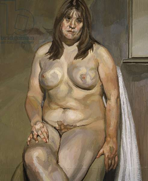 The Butcher's Daughter, 2000 (oil on canvas)