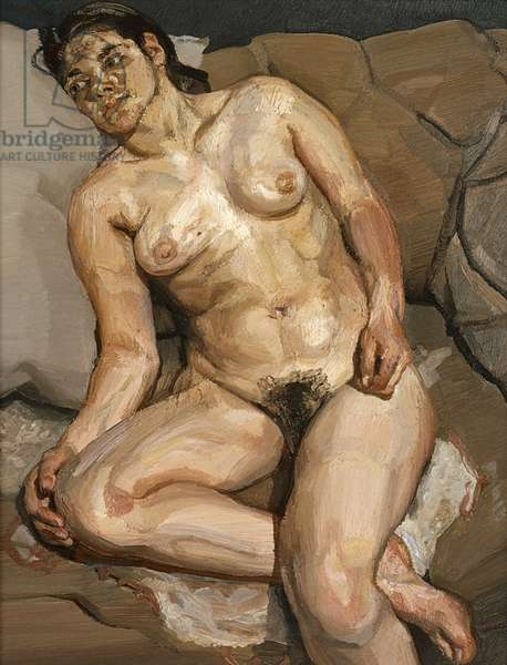 Esther, 1980 (oil on canvas)