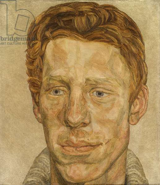 Man with Red Hair, 1957 (oil on canvas)