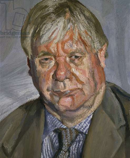 Donegal Man, 2006 (oil on canvas)