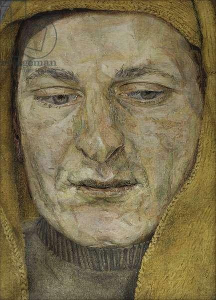 Man in a Headscarf, 1954 (oil on canvas)