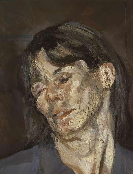 Susanna, 1997 (oil on canvas)