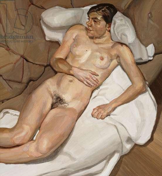 Bella, 1982-83 (oil on canvas)