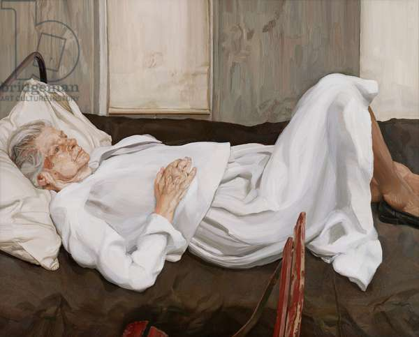 The Painter's Mother, 1982-84 (oil on canvas)