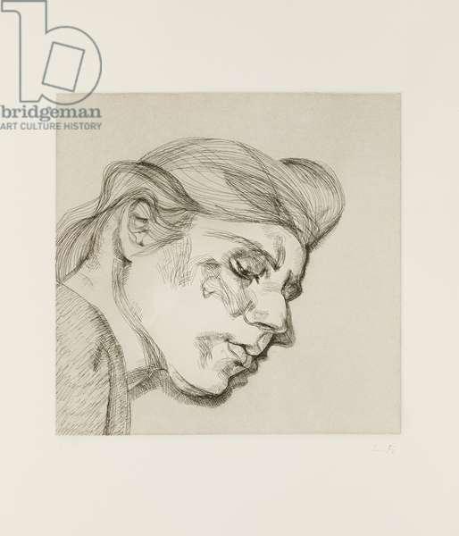 Ib, 1984 (etching)