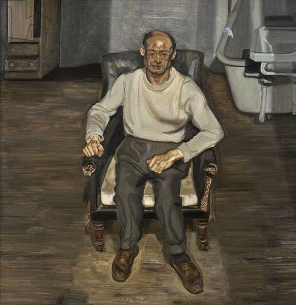 Paddington Interior, Harry Diamond, 1970 (oil on canvas)