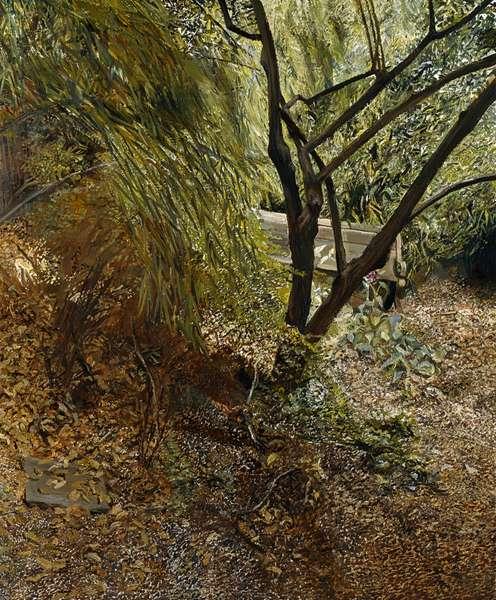 The Painter's Garden, 2005-06 (oil on canvas)