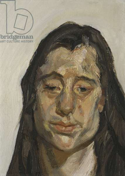 Small Portrait, 2001 (oil on canvas)