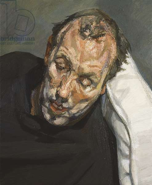 David, 2003 (oil on canvas)