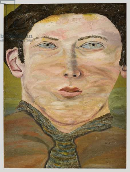 Self Portrait, 1939 (oil on canvas)