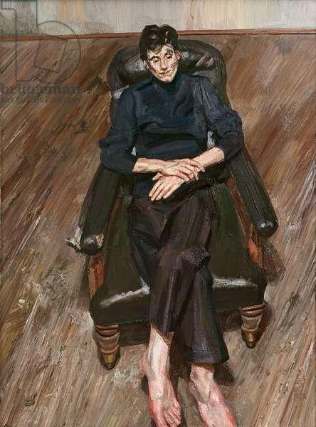 Bella, 1996 (oil on canvas)