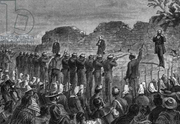 Execution de Maximilien