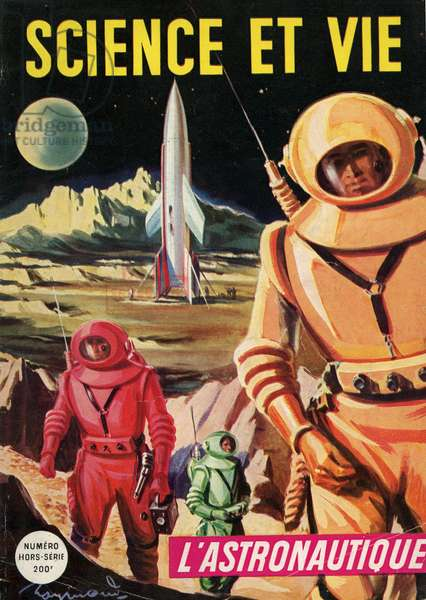 Space Exploration Science and Life 1952